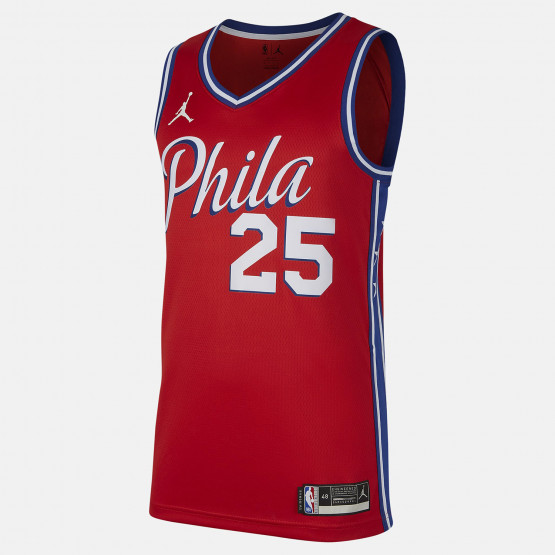 Jordan NBA Ben Simmons 76ers Statement Edition 2020 Jersey