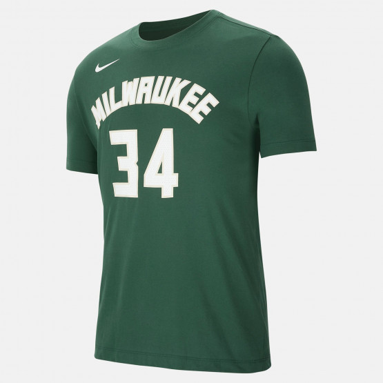 Nike NBA Giannis Antetokounmpo Milwaukee Bucks Men's T-Shirt