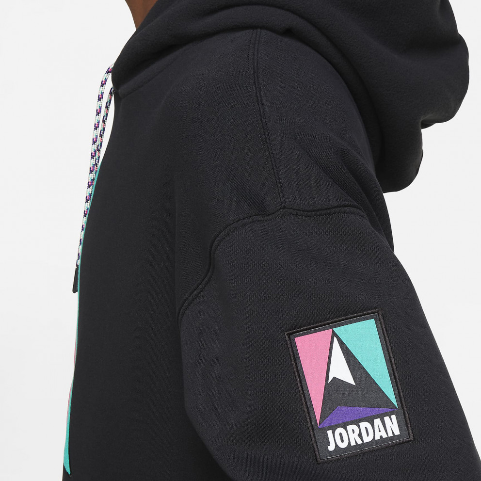 Jordan Mountainside Ανδρικό Φούτερ με Κουκούλα