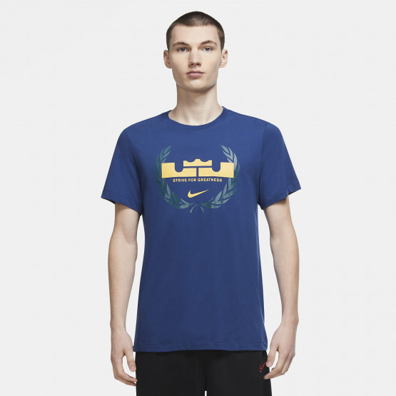 Nike LeBron James Logo Dry-FIT Men's T-Shirt