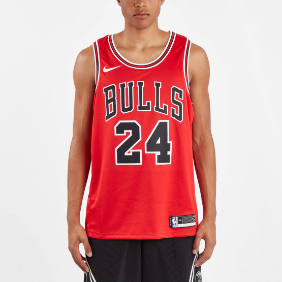 Nike NBA Lauri Markkanen Chicago Bulls Icon Edition 2020 Men's Jersey