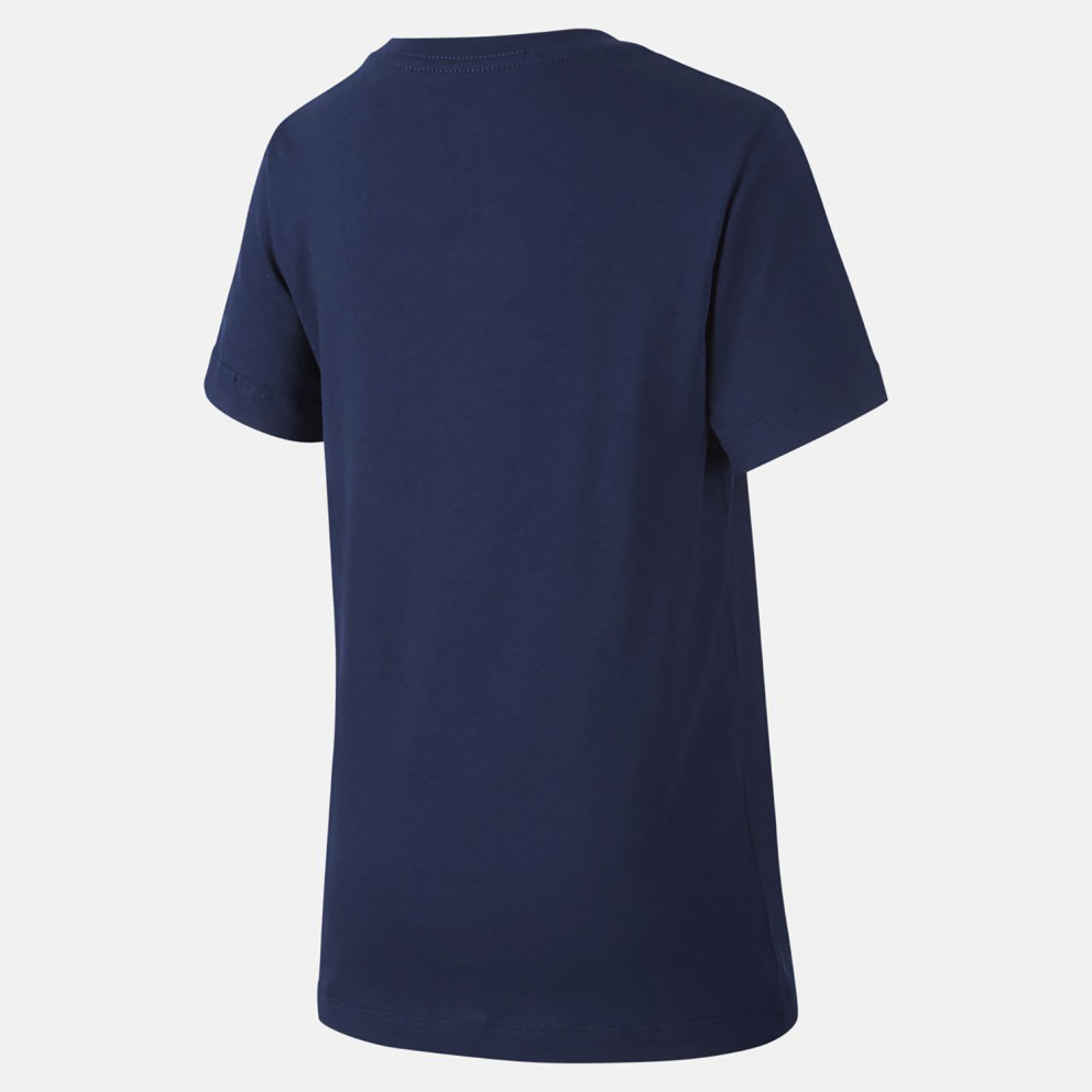 Nike χ PSG Logo Men's T-Shirt