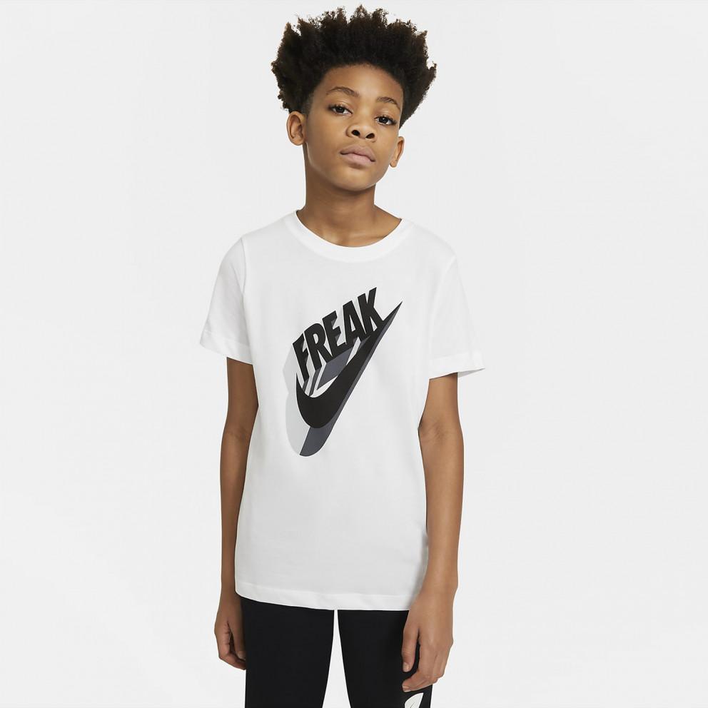 Nike Sportswear Dry Παιδικό T-Shirt Giannis Freak