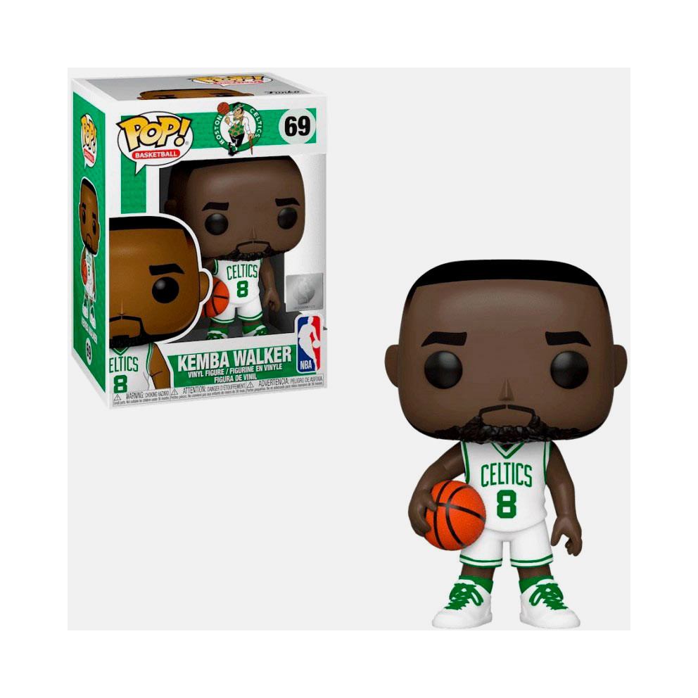 Funko Pop! NBA Boston Celtics - Kemba Walker