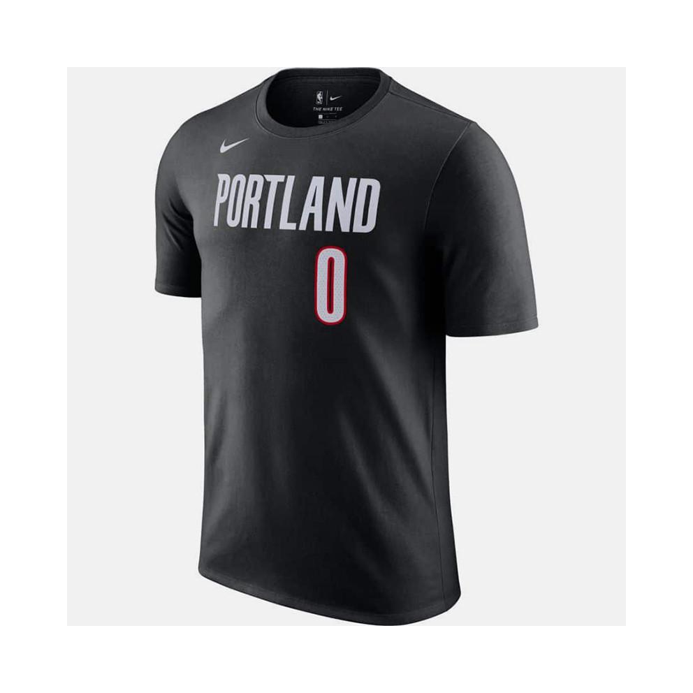 Nike NBA Portland Trail Blazers Damian Lillard Τ-shirt