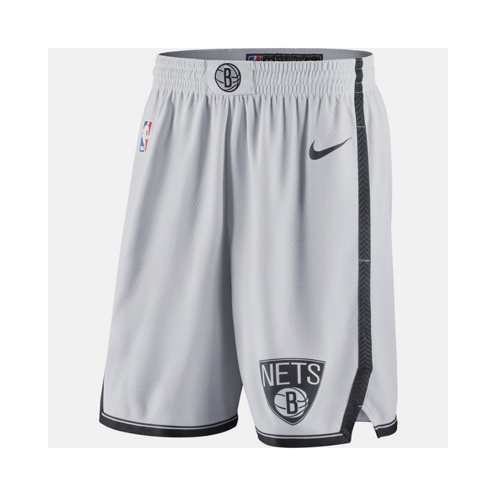 Nike NBA Brooklyn Nets Association Edition Swingman Ανδρικό Σορτς