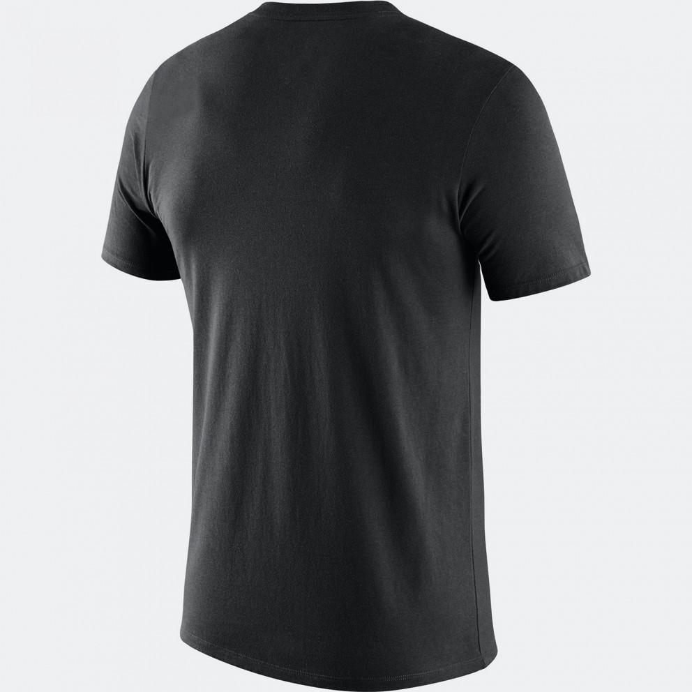 Nike NBA Brooklyn Nets Logo Dri-FIT Men's T-Shirt