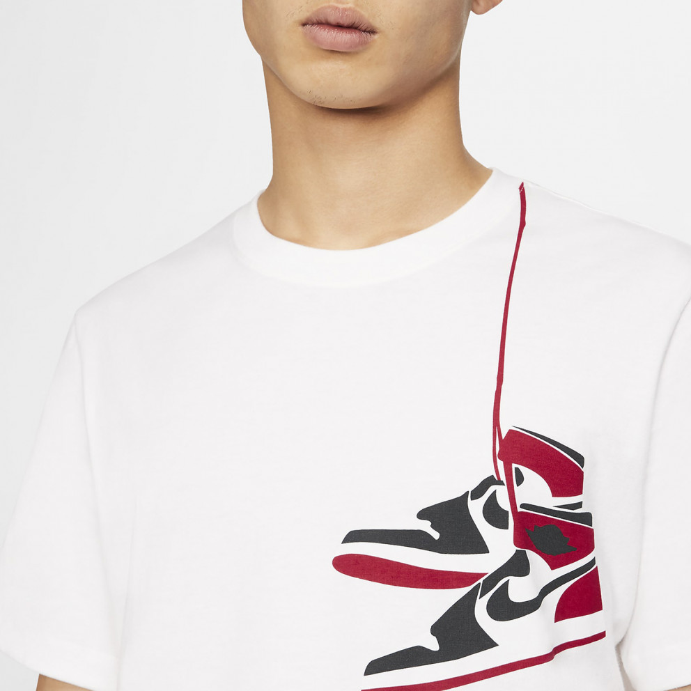 Jordan AJ1 Shoe Men's T-Shirt