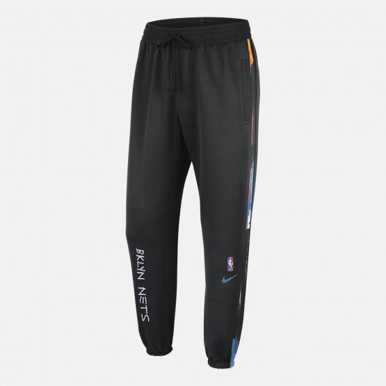 Nike Therma Flex NBA Brooklyn Nets Showtime City Edition Ανδρική Φόρμα