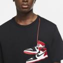 Jordan AJ1 Shoe Ανδρικό T-Shirt