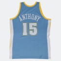 Mitchell & Ness ΝΒΑ Denver Nuggets Carmelo Anthony Men's Jersey