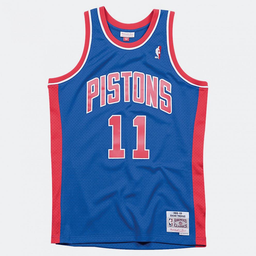 Mitchell & Ness NBA Isiah Thomas Detroit Pistons Men's Jersey