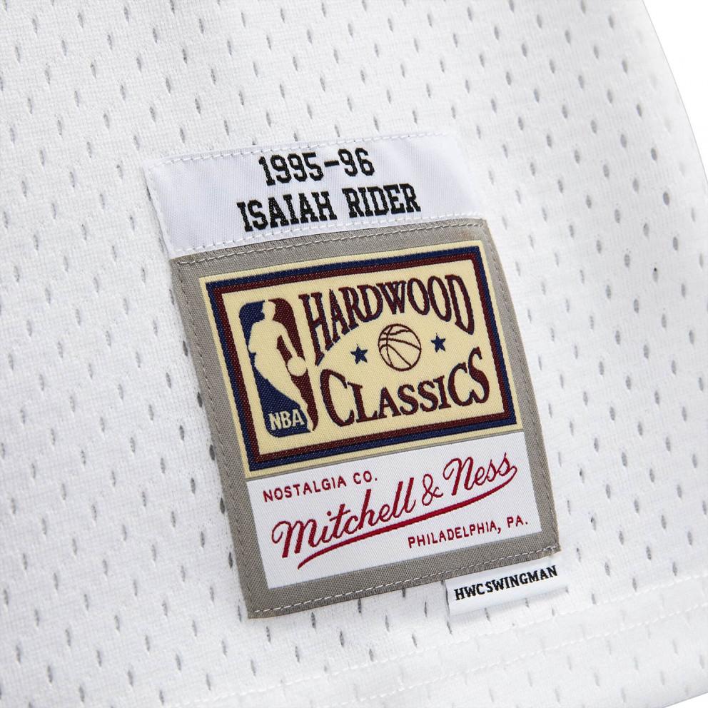 Mitchell & Ness NBA Minnesota Timberwolves Isaiah Rider Jr. Ανδρικό Jersey