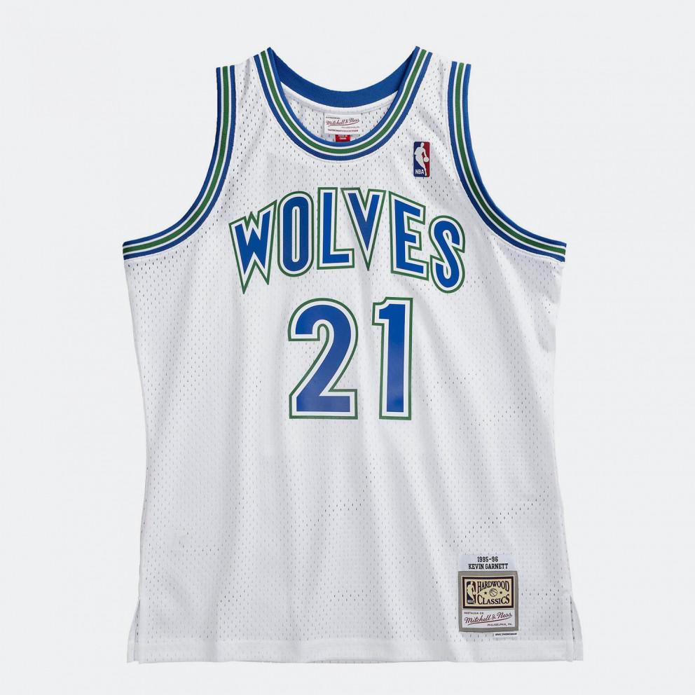 Mitchell & Ness NBA Minnesota Timberwolves Kevin Garnett Ανδρικό Jesrey