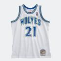 Mitchell & Ness NBA Minnesota Timberwolves Kevin Garnett Men's Jersey