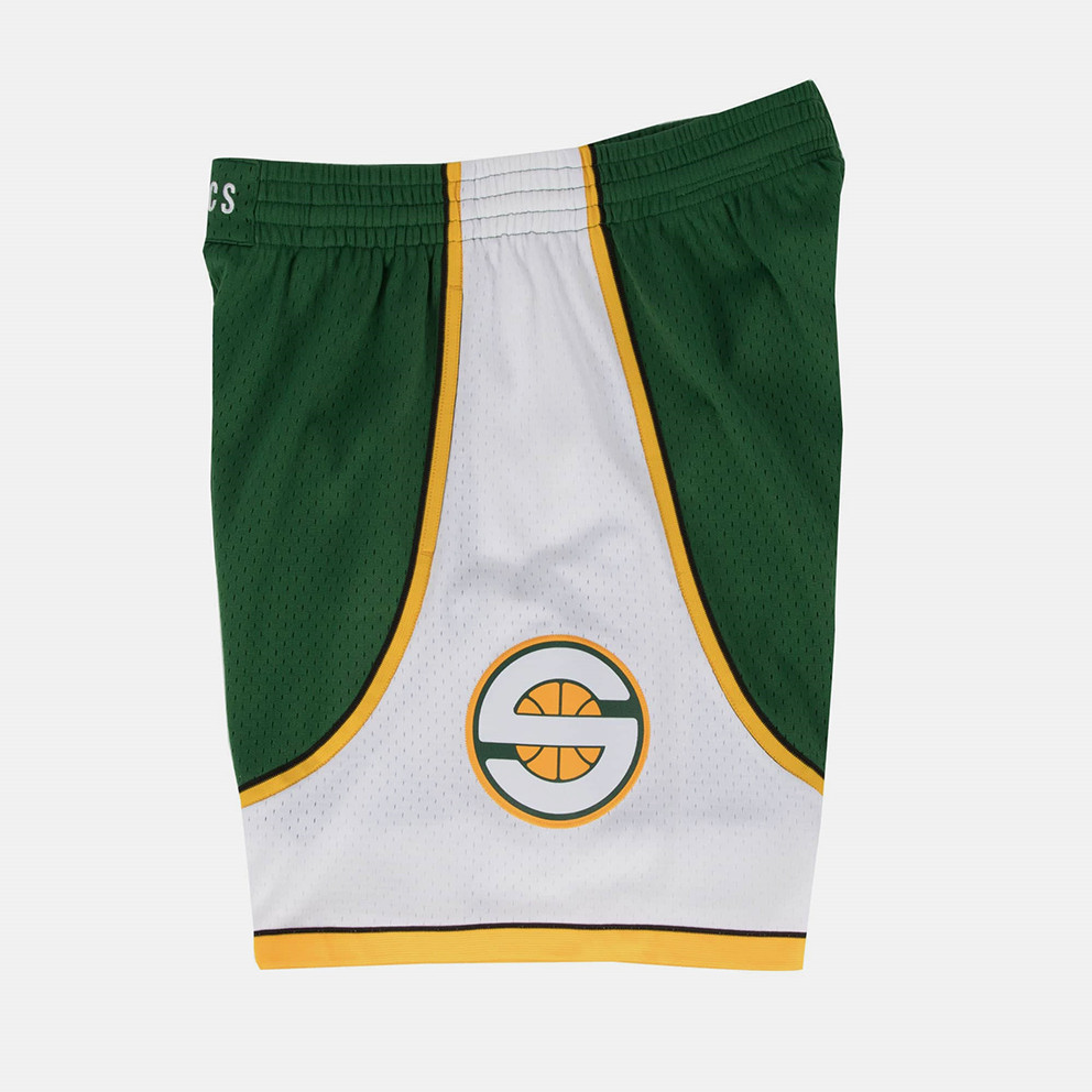 Mitchell & Ness NBA Shorts Seattle Supersonics Ανδρικό Σορτς