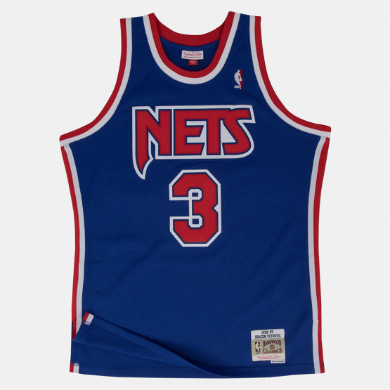 Mitchell & Ness NBA New Jersey Nets Drazen Petrovic Men's Jersey