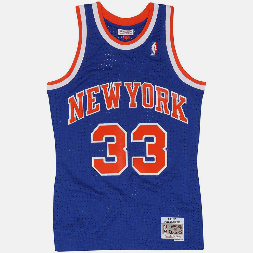 Mitchell & Ness NBA New York Knicks Patrick Ewing Ανδρικό Jersey