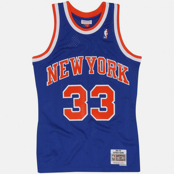 Mitchell & Ness NBA New York Knicks Patrick Ewing Men's Jersey