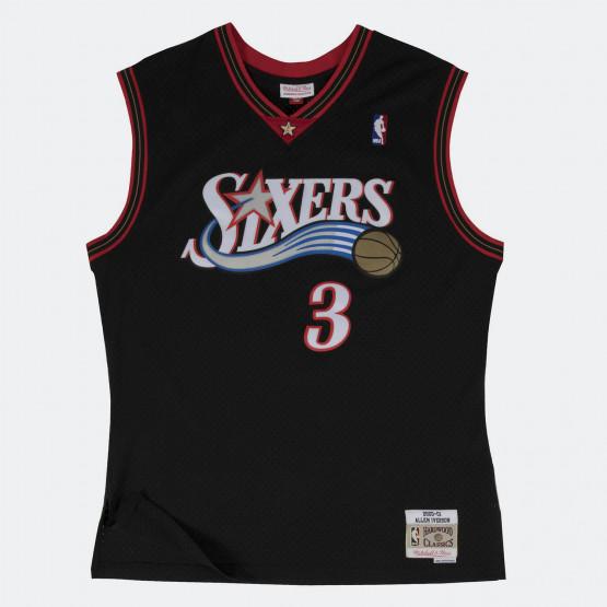 Mitchell & Ness Philadelphia 76ers Allen Iverson Men's Jersey