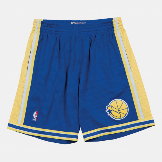 Mitchell & Ness NBA Golden State Warriors Ανδρικό Σορτς