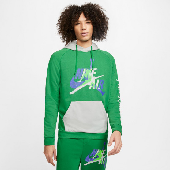 Jordan Jumpman Classics Aνδρική Μπλούζα με Κουκούλα