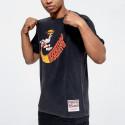 Mitchell & Ness NBA Houston Rockets Ανδρικό T-Shirt