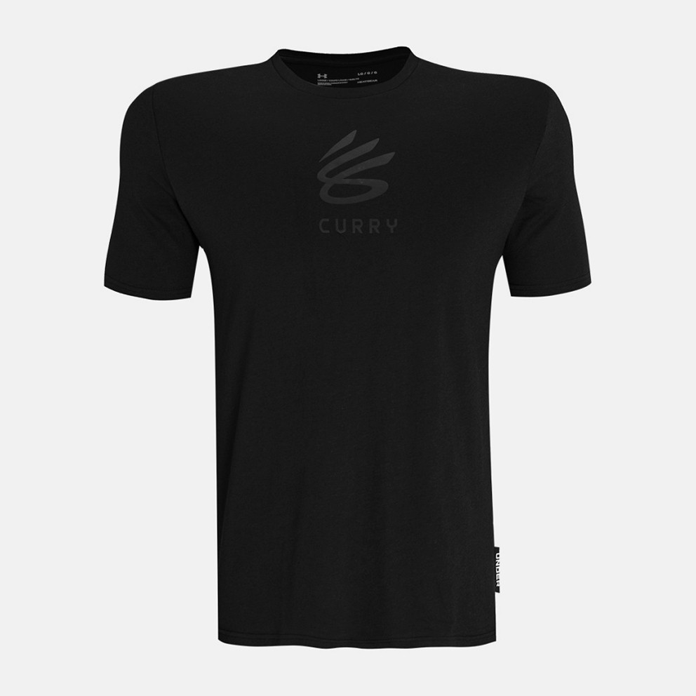 Under Armour Curry Logo Tee Ανδρικό T-Shirt