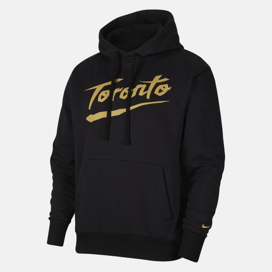 Nike NBA Toronto Raptors City Edition Men's Hoodie