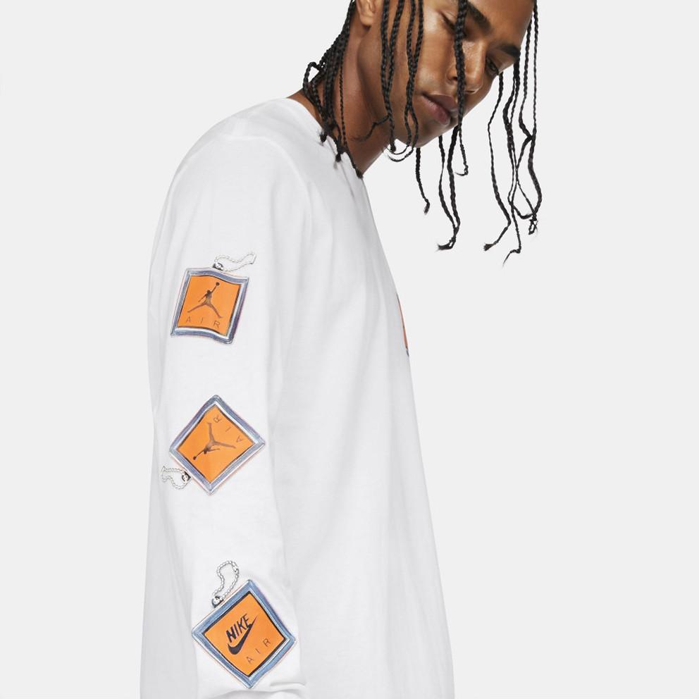 Jordan MJ Keychain Ανδρική Μακρυμάνικη Μπλούζα