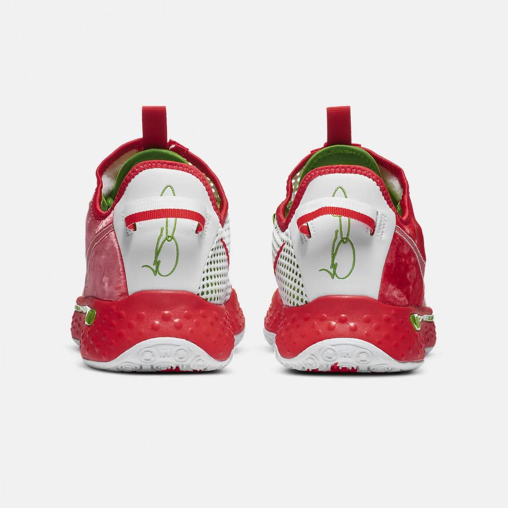 "Nike PG 4 ""Christmas"" Ανδρικά Μπασκετικά Παπούτσια"