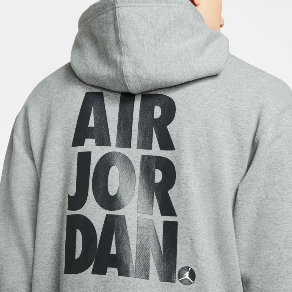 Jordan Jumpman Classic Hoodie Ανδρικό Φούτερ με Κουκούλα