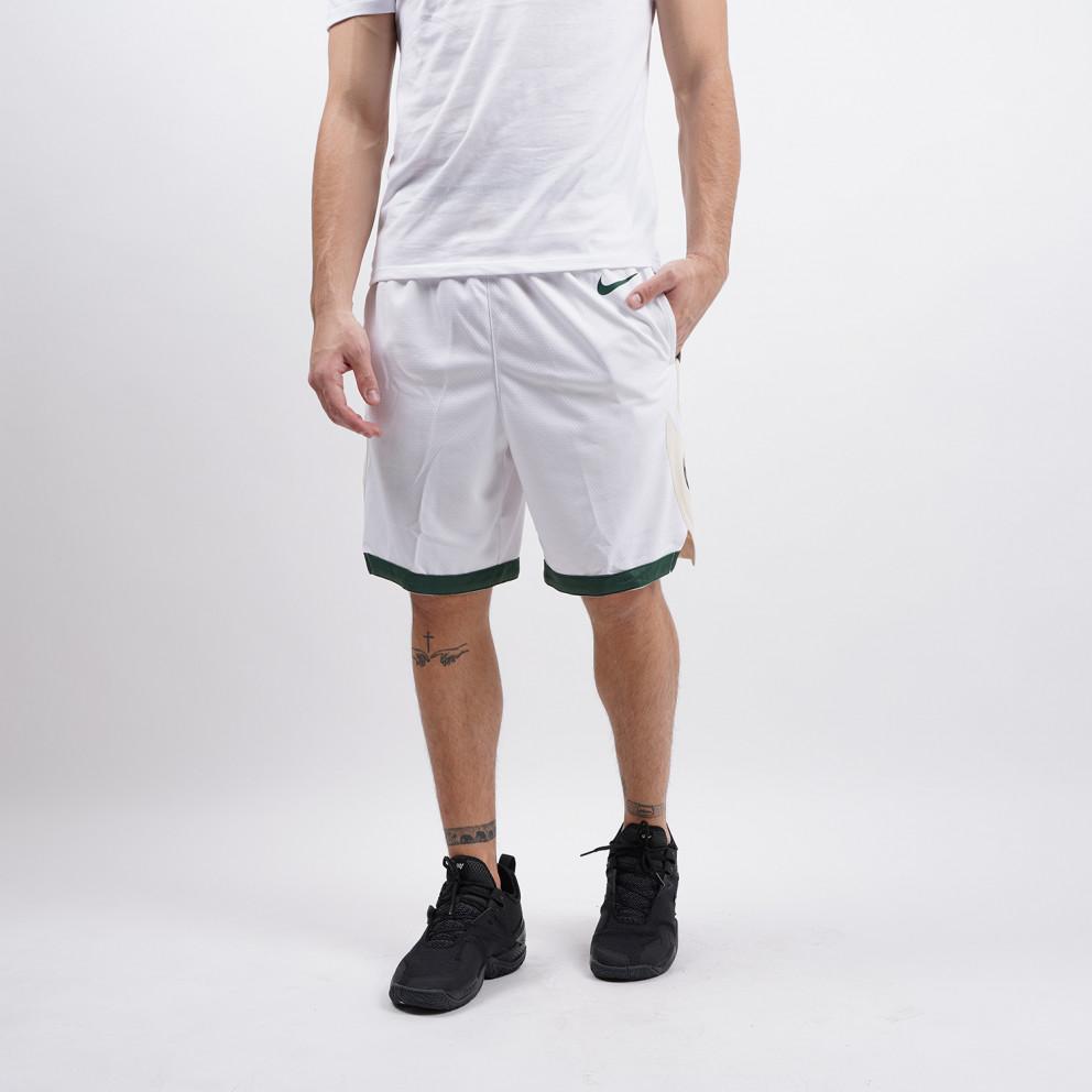 Nike NBA Swingman Milwaukee Bucks Ανδρικό Σορτς