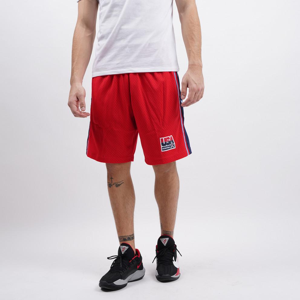 Mitchell & Ness Swingman USA Basketball Team Men's Shorts