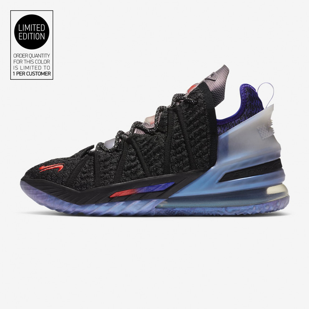 Nike Lebron 18 x Kylian Mbappé Men's Basketabll Shoes