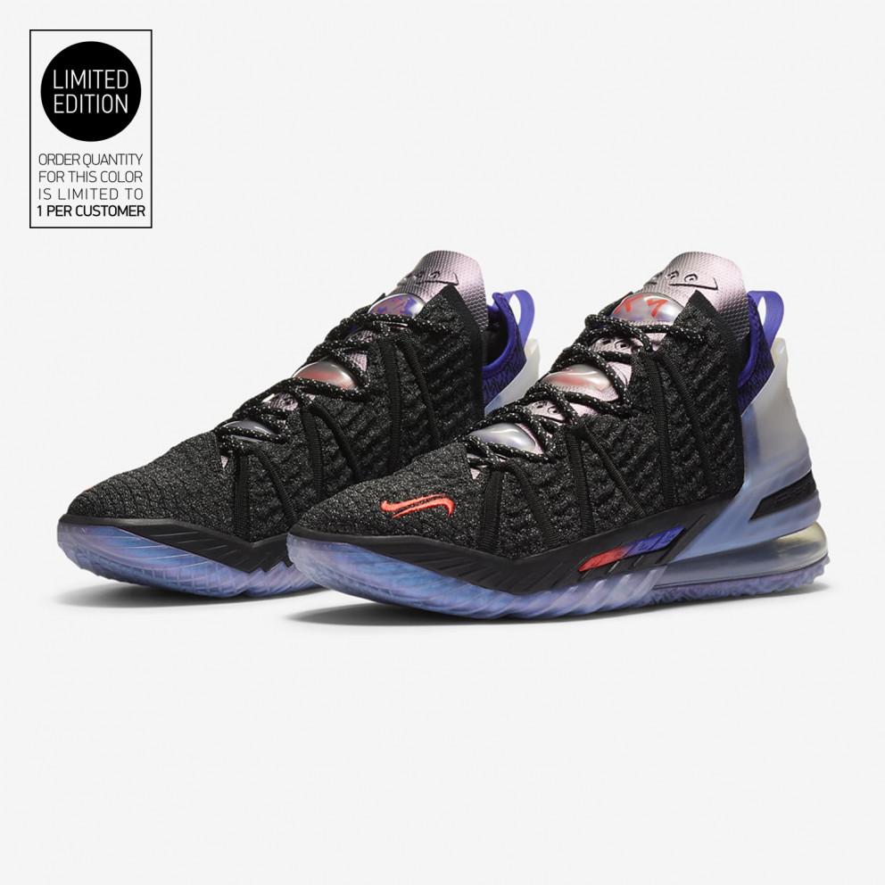 Nike Lebron 18 x Kylian Mbappé Men's Basketabll Shoes