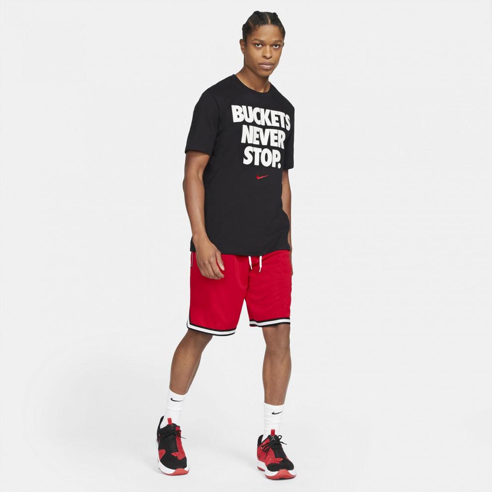 Nike Dri-Fit Buckets Ανδρικό T-Shirt