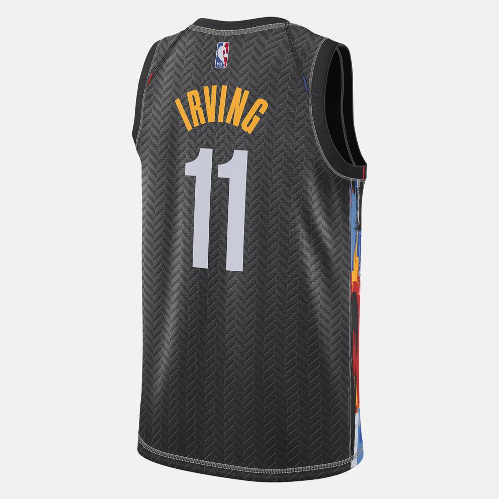 Nike NBA Kyrie Irving Brooklyn Nets City Edition Swingman Men's Jersey