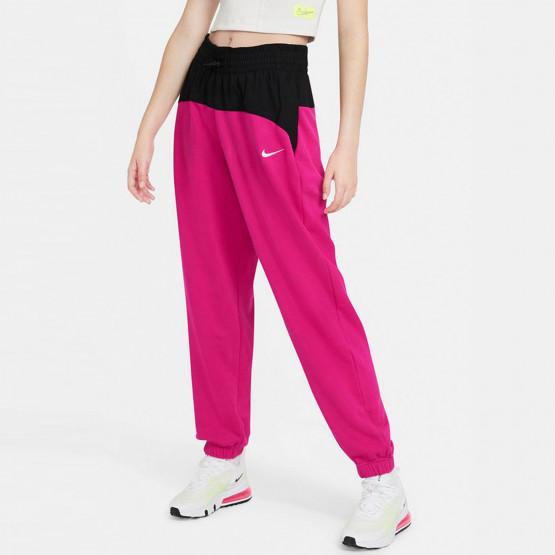 Nike W Nsw Icn Clsh Jogger Mix Hr