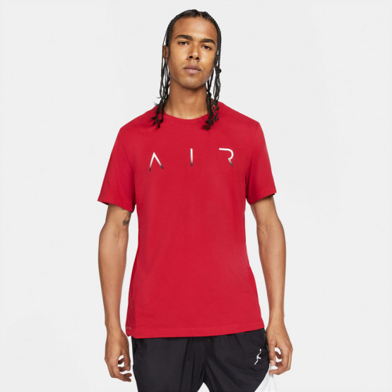 Jumpman Air Men'sn Short-Sleeve T-Shirt 'Red' Ανδρικό T-shirt