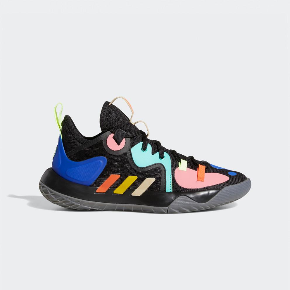 adidas Performance Harden Stepback 2 Παιδικά Παπούτσια Μπάσκετ
