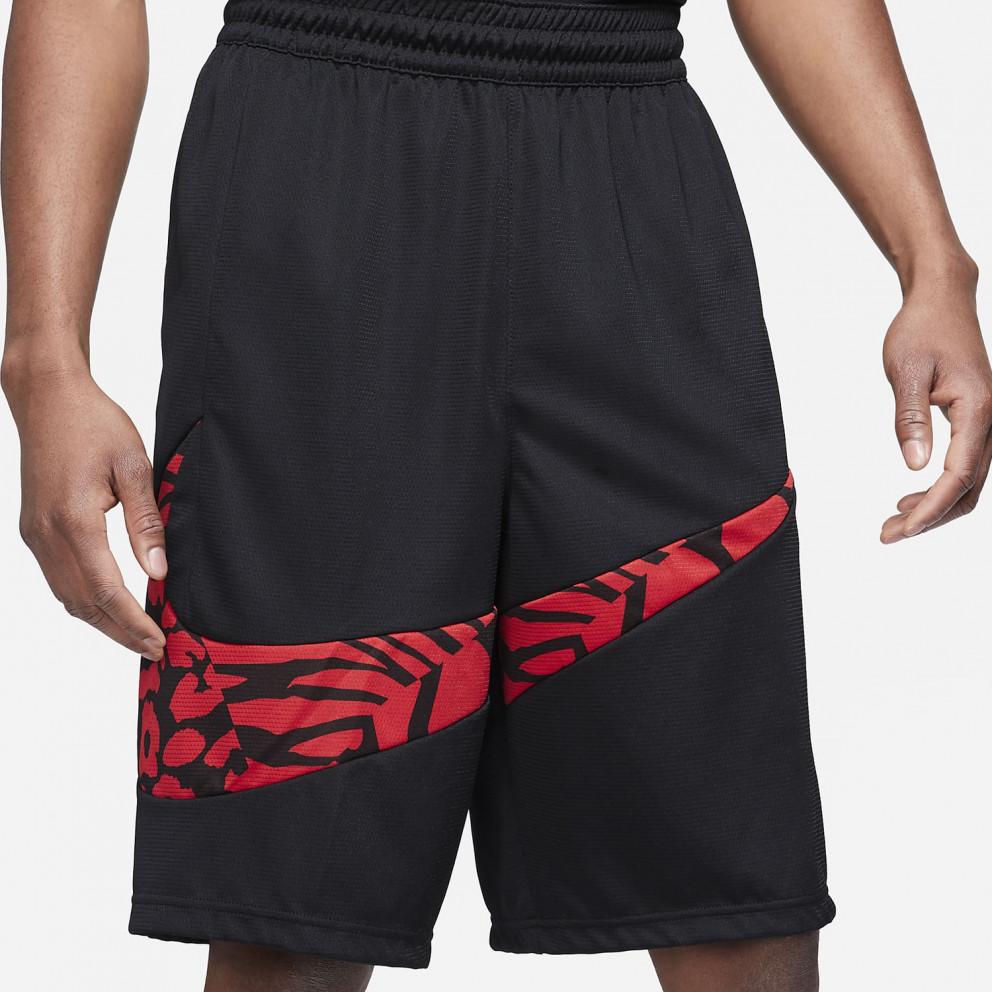 Nike Dry Short 2.0 Printed Ανδρική Βερμούδα για Μπάσκετ
