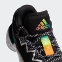 adidas Performance D.O.N. Issue 2 Παιδικά Παπούτσια για Mπάσκετ