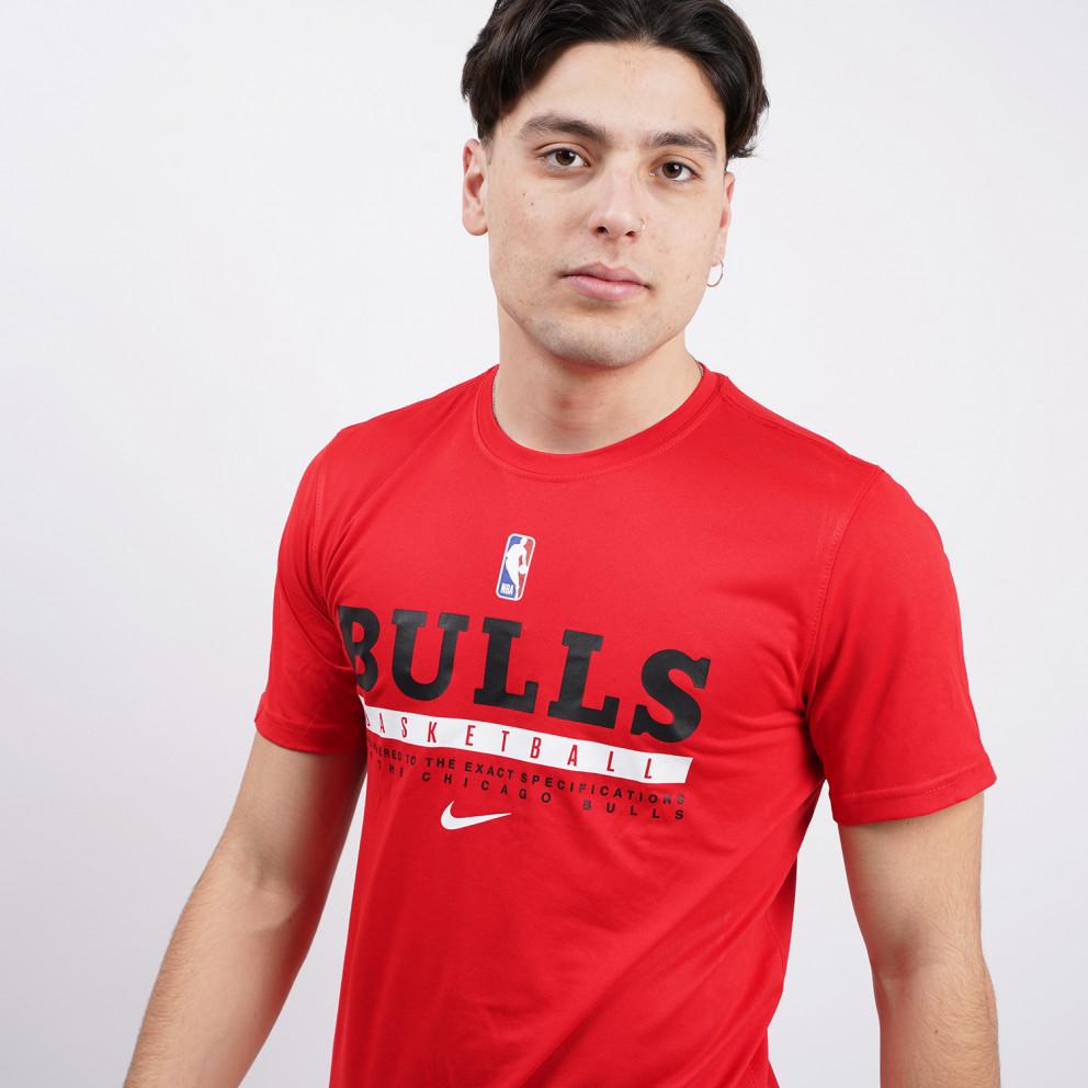 Nike NBA Chicago Bulls Dri-FIT Men's T-Shirt