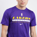 Nike NBA Los Angeles Lakers Dri-FIT Men's T-Shirt