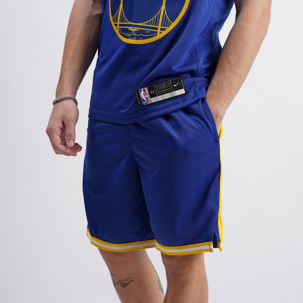 Nike NBA Golden State Warriors Hardwood Classics 2020 Men's Basketball Shorts