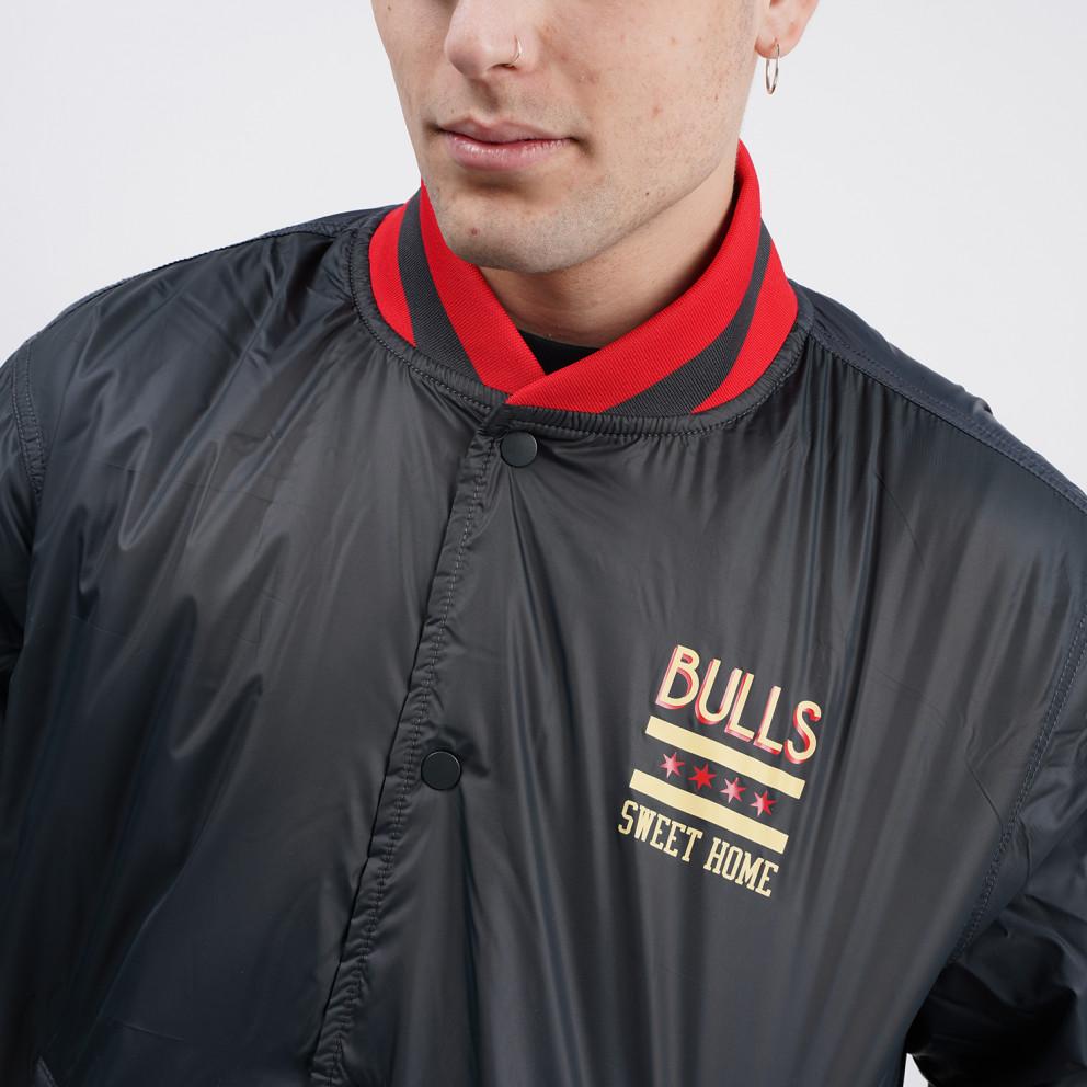 Nike NBA Chicago Bulls Courtside City Edition Men's Jacket