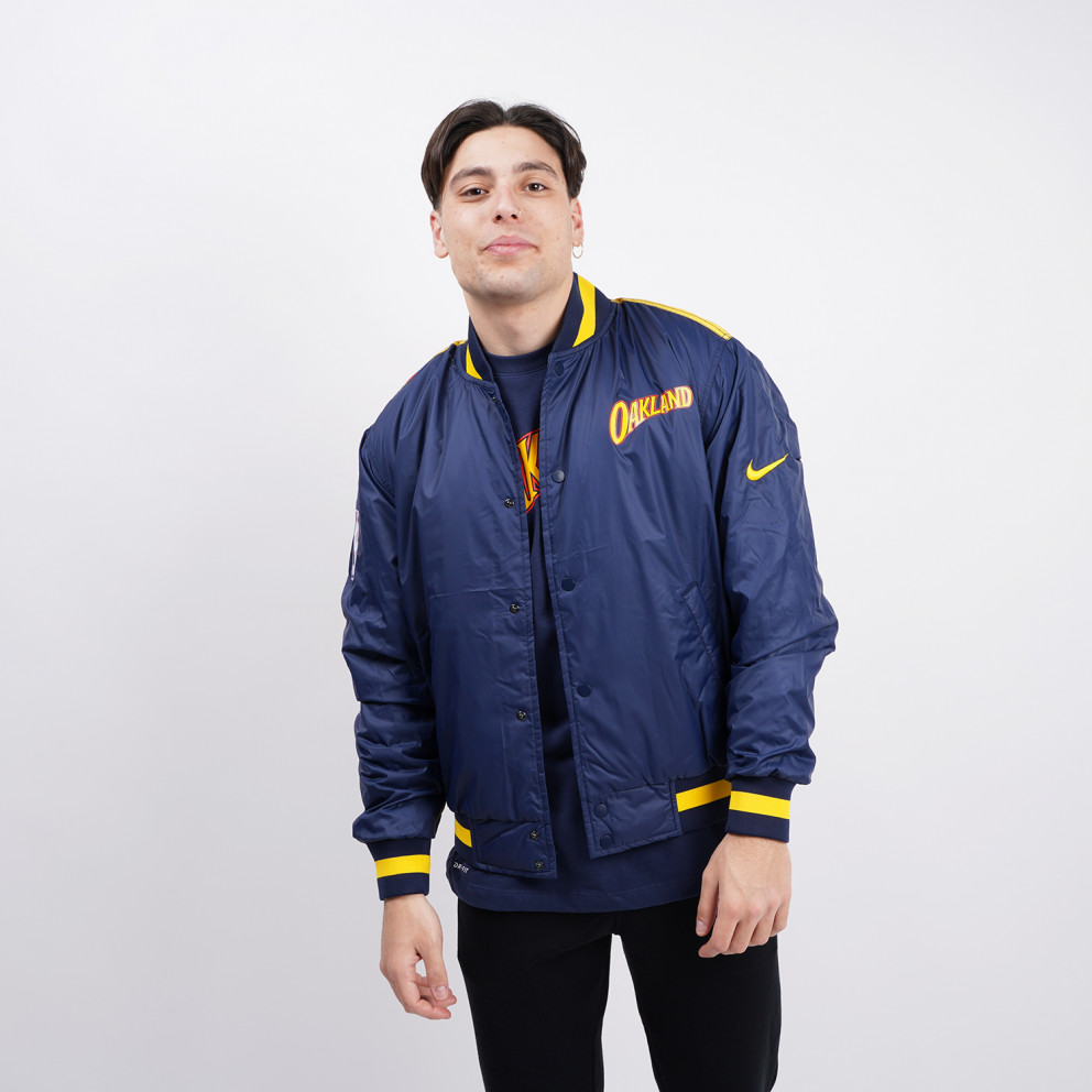 Nike NBA Golden State Warrior Courtside City Edition Men's Jacket