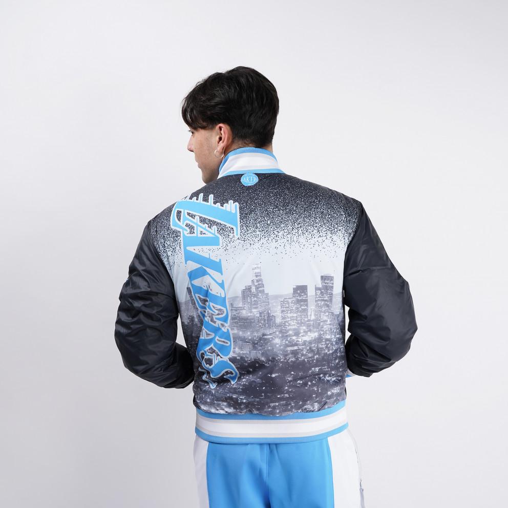 Nike NBA Los Angeles Lakers Courtside City Edition Men's Jacket