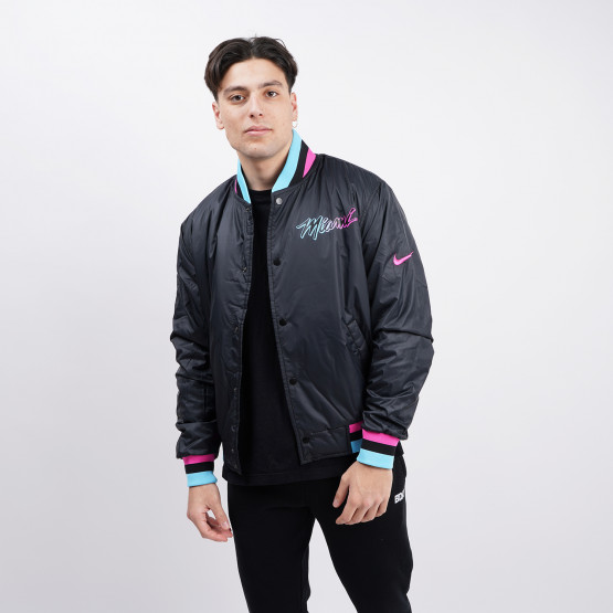 Nike NBA Miami Heat Courtside City Edition Men's Jacket